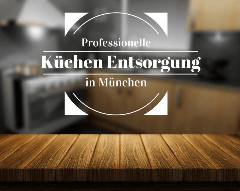 Entsorgung von Küchen